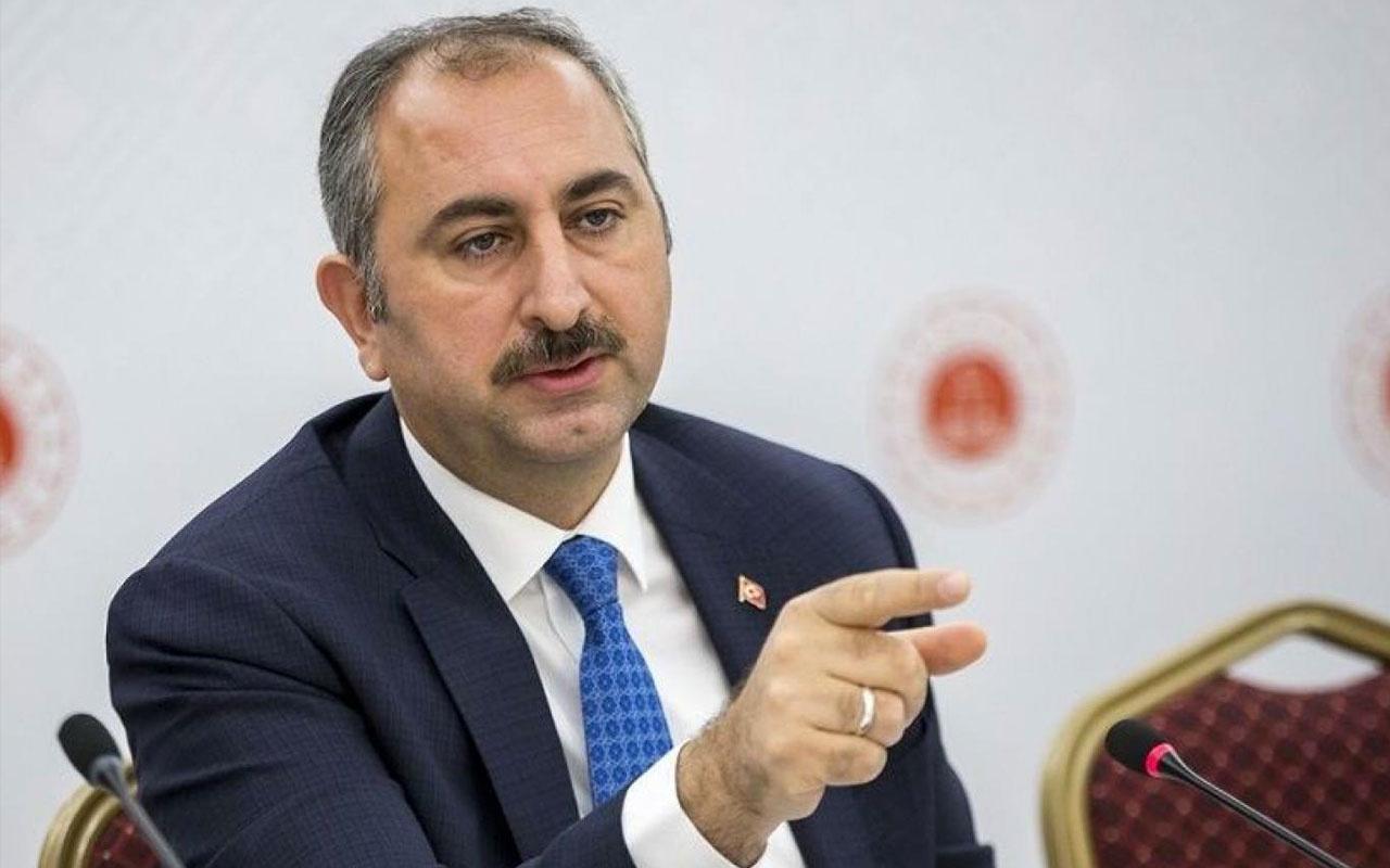 Bakan Gül'den muhalefete İnsan Hakları Eylem Planı çağrısı: Eksik gördükleri varsa söylesinler