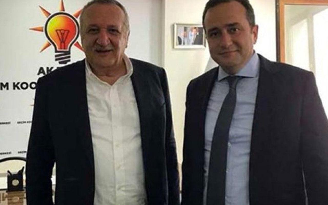 AK PartiElazığ Milletvekili Zülfü Tolga Ağar'a yeni görev