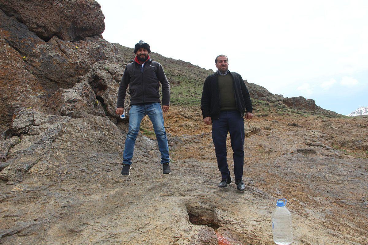 Erzurum dağlarında çıkan bu suyu içenler zıplamadan duramıyor! Bakın sırrı neymiş