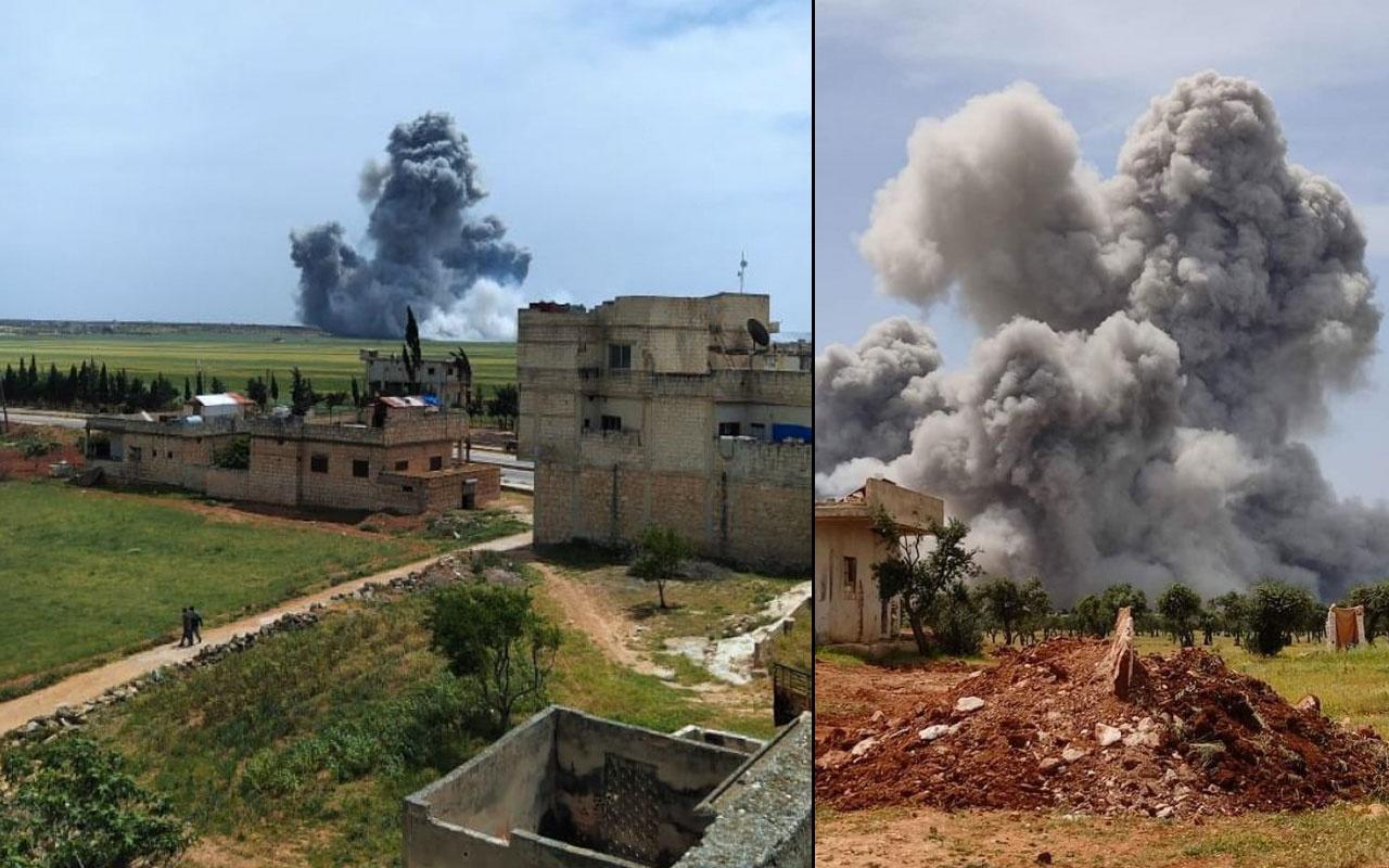 İdlib'te patlama: 2 ölü 4 yaralı