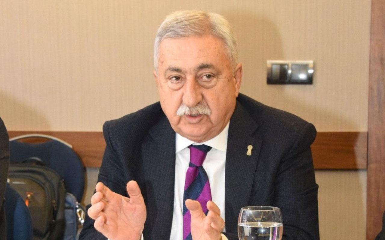 TESK Genel Başkanı Palandöken: Kapanma bahane internet satışı şahane