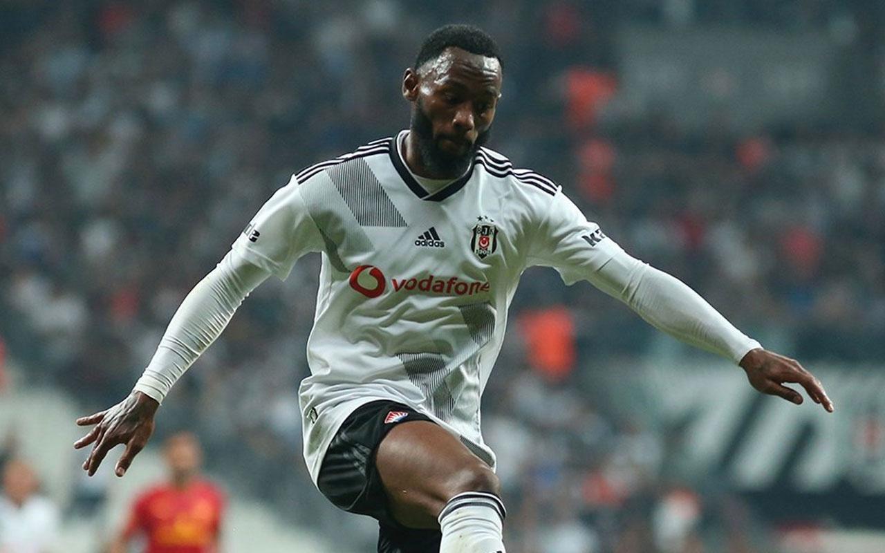 Beşiktaş'tan N'Koudou'nun sağlık durumuyla ilgili açıklama