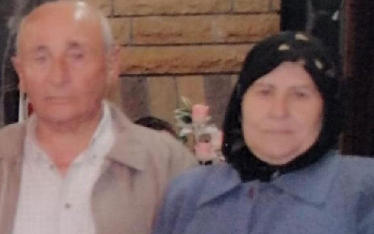 Zonguldak'tan acı haber! Koronavirüse yakalanan çift 2 saat arayla öldü