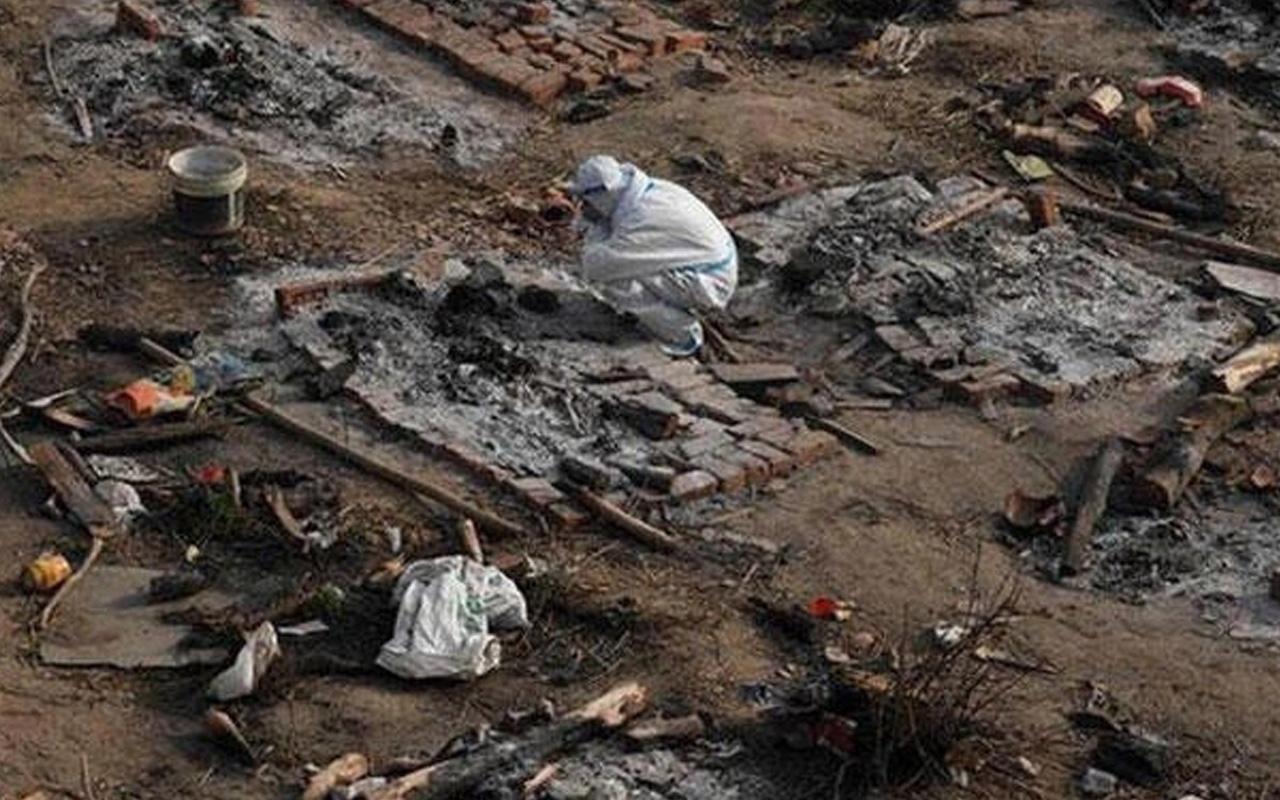 Çin, Hindistan'da Covid-19 nedeniyle hayatını kaybedenlerle dalga geçti