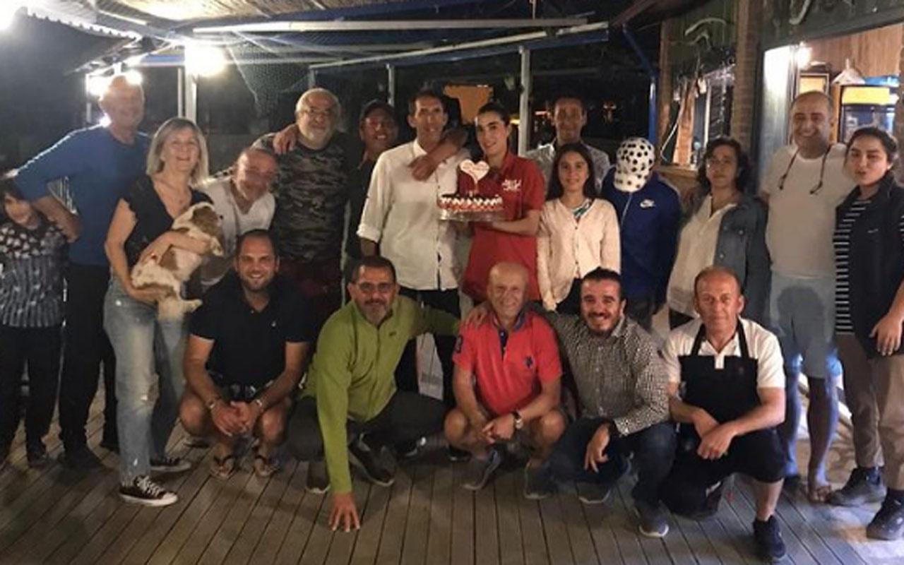 Fatih Portakal'ın lebaleb doğum günü partisine tepki yağdı