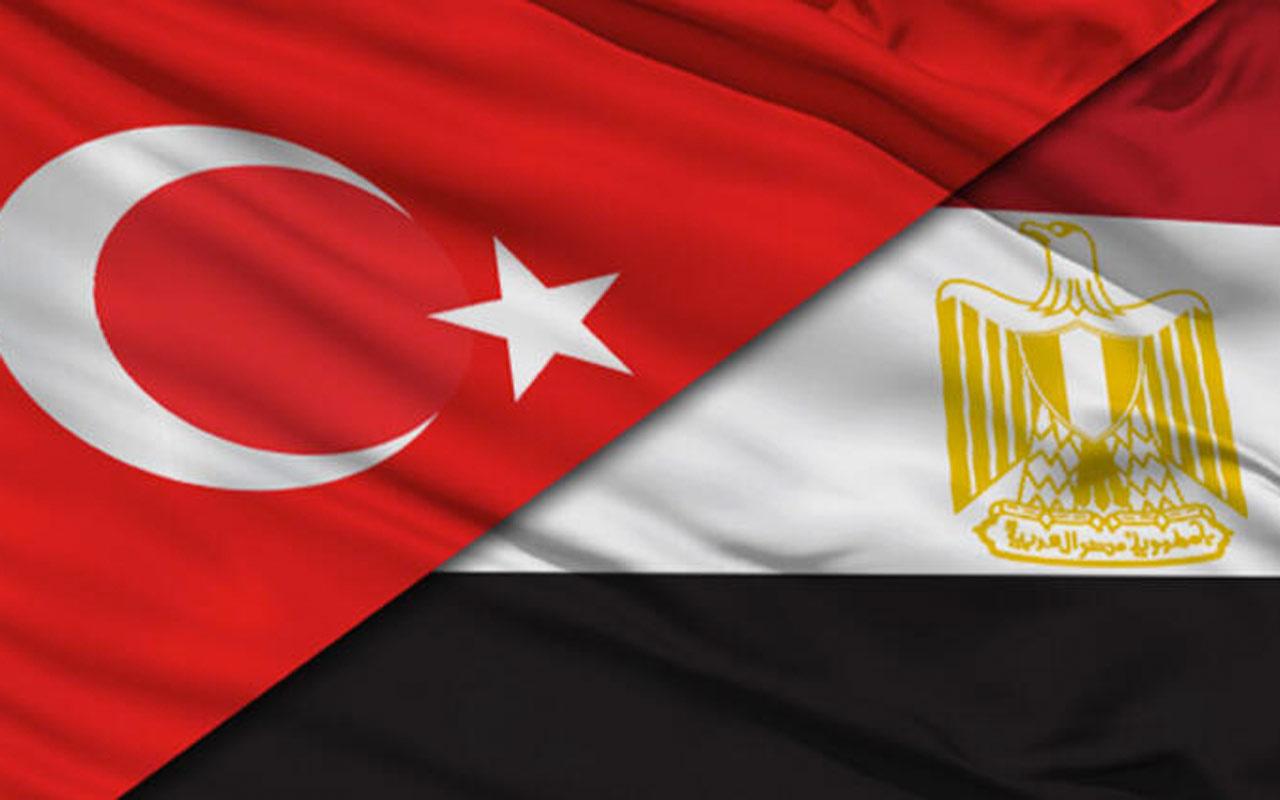 Dışişleri Bakan Yardımcısı ve beraberindeki heyet Mısır'a gitti