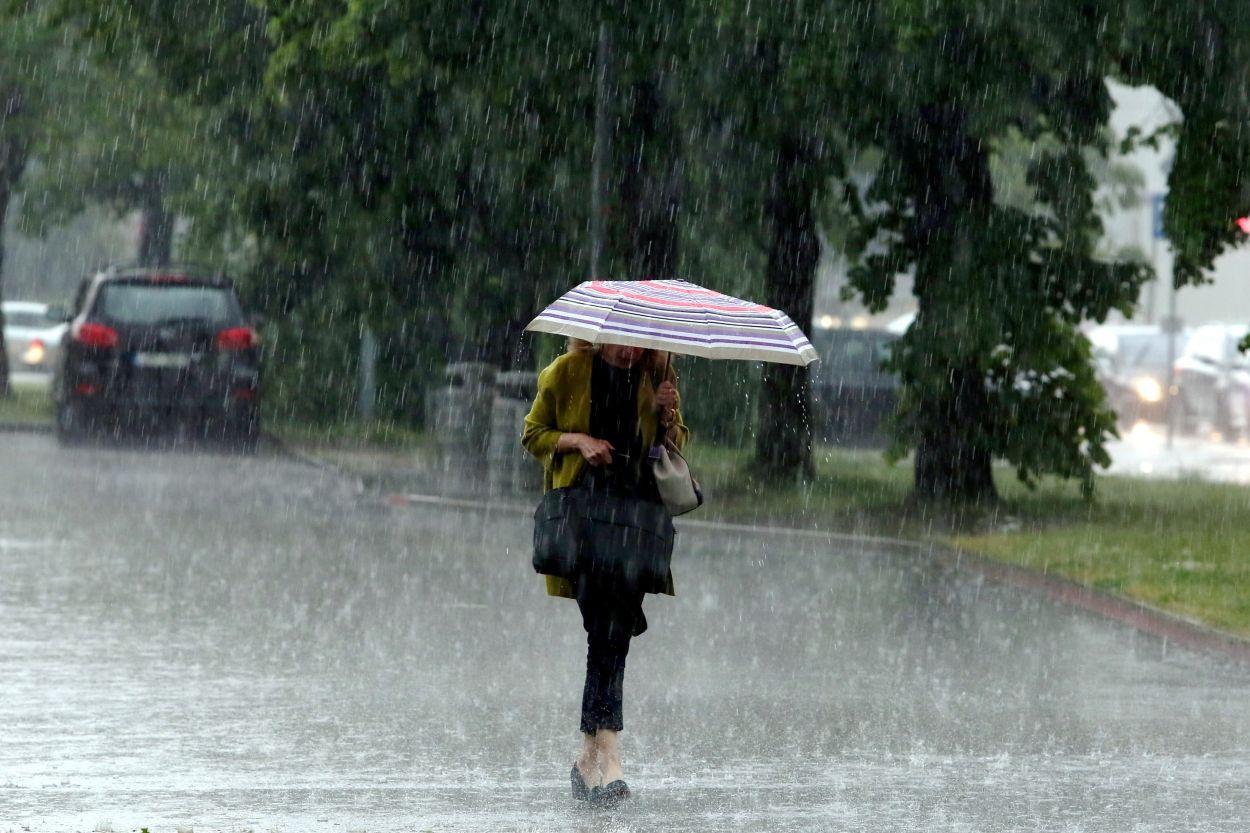 3 Mayıs hava durumu raporu! Meteoroloji saat verip uyardı: İstanbul dikkat