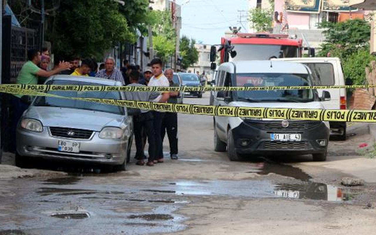 Adana'da evde yaşanan patlamanın nedeni el yapımı patlayıcı çıktı!