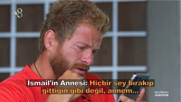 Survivor'da ortaya çıktı İsmail Balaban ile nişanlısı ne konuştu kavganın sebebi...