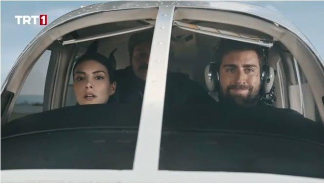 Teşkilat dizisinde yer yerinden oynadı Türk jetleri Yunan jetlerini kovaladı