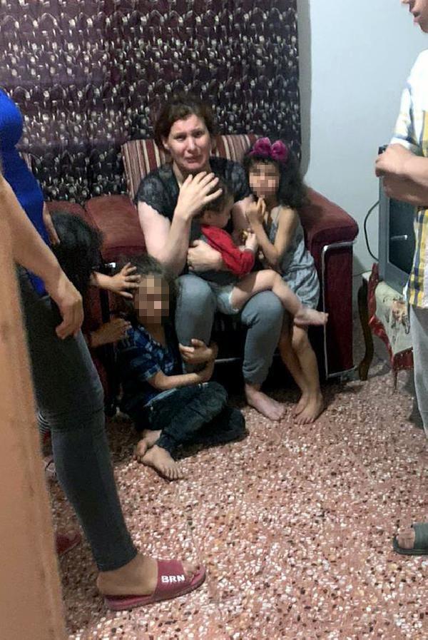 Adana'da kan donduran olay! Çocukların çığlıklarını duyan komşular polisi aradı