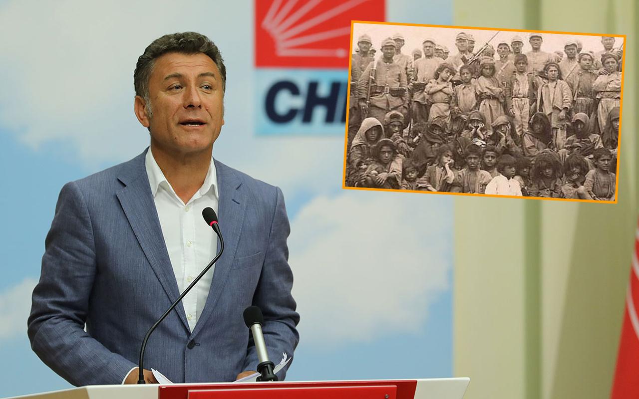 CHP'li Orhan Sarıbal'ın tartışma konusu olan Dersim paylaşımı