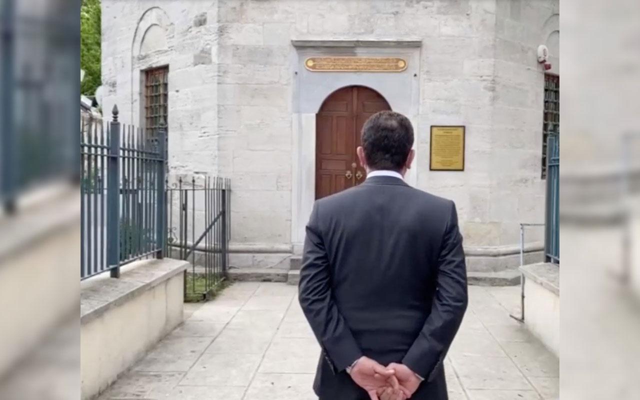 Ekrem İmamoğlu'na 'türbeye elleri arkada bağlı yürüdü' soruşturması! İçişleri Bakanlığı ne dedi?
