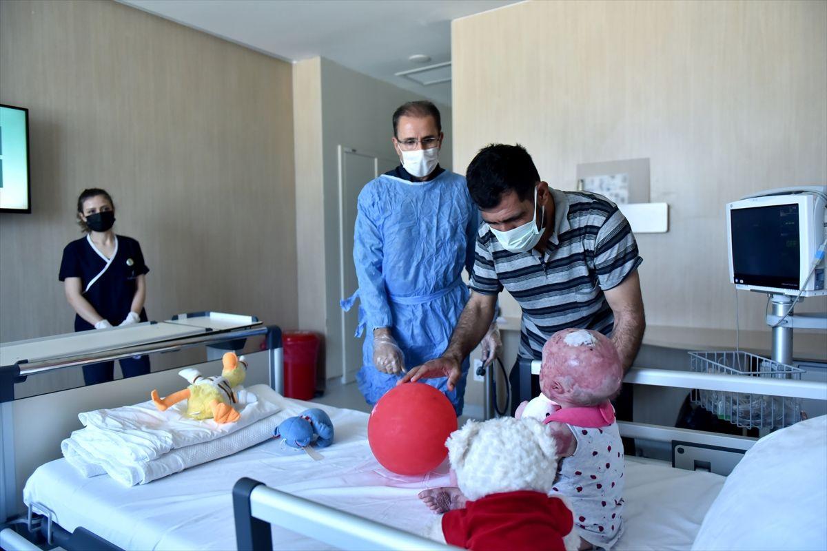 Mersin'de yaşatmak için 6 ekip kuruldu: Meslek hayatımda gördüğüm en ağır vaka