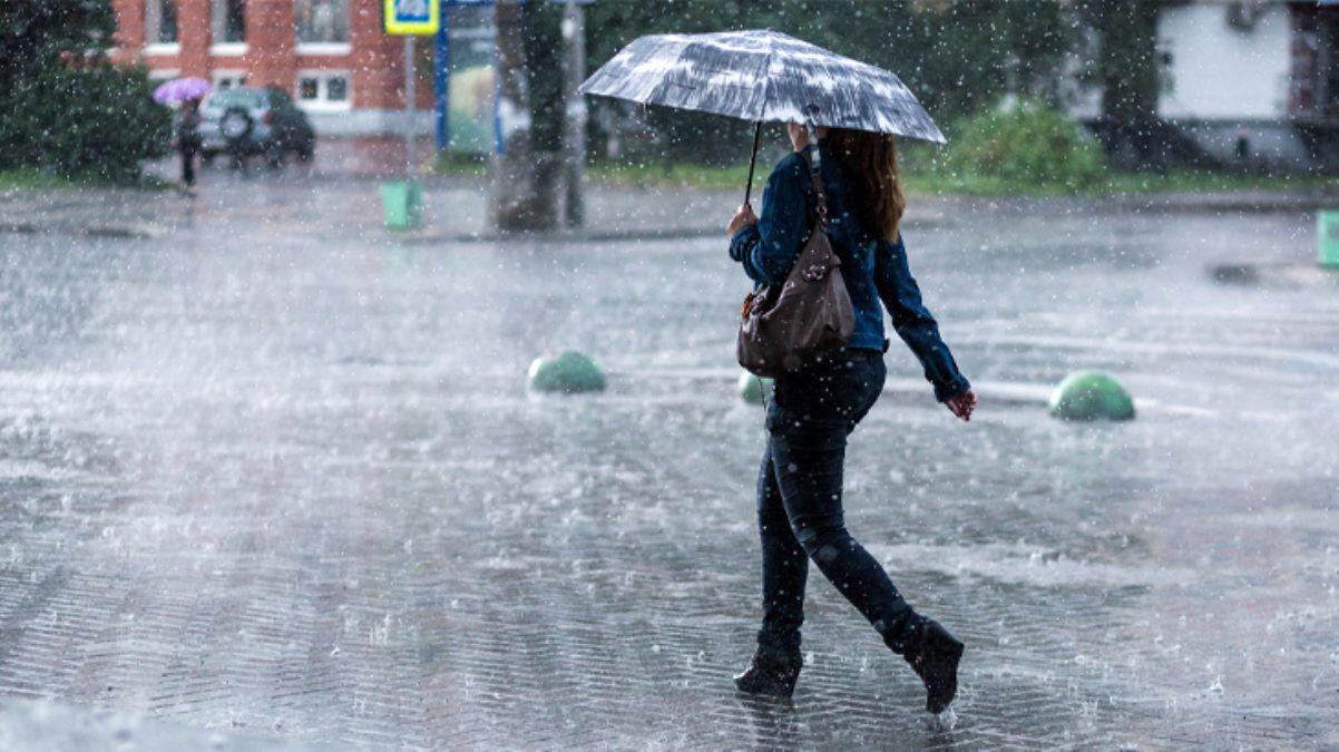 Meteoroloji'den sağanak yağış uyarısı! Listede İstanbul ve Ankara da var