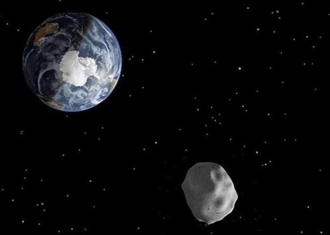 NASA, asteroit simülasyonun sonuçlarını yayınladı: Türkiye riskli bölgede