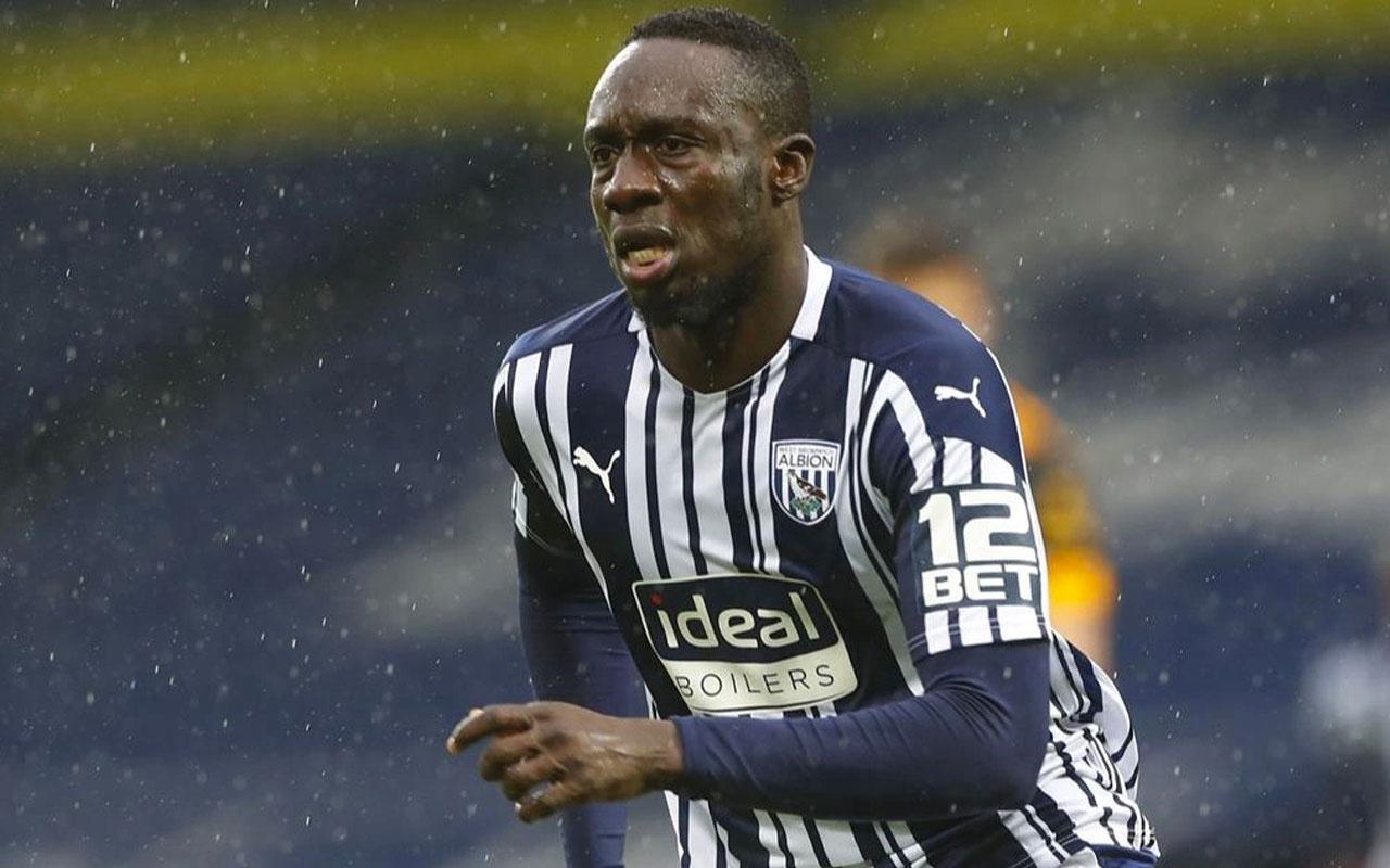 Diagne'nin golü West Bromwich'e yetmedi!