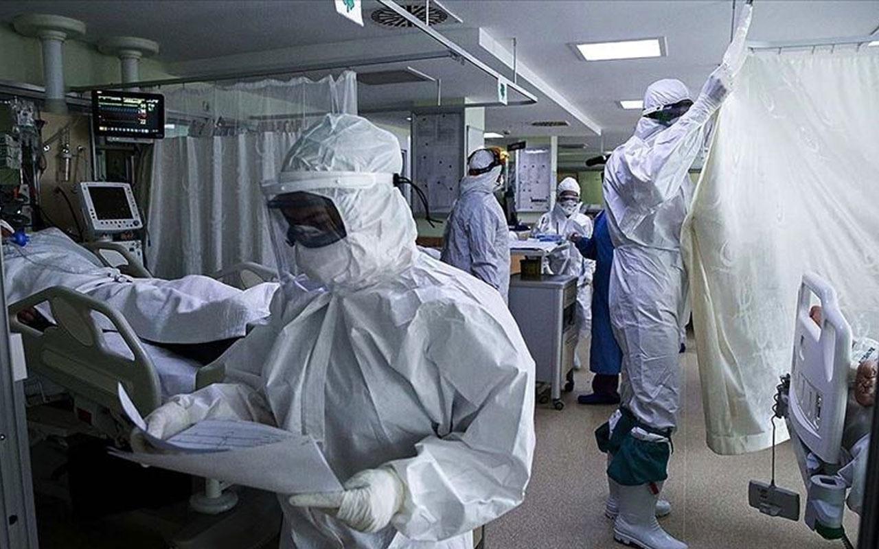 Kastamonu'da hastane danışma görevlisinde İngiltere varyantı tespit edildi! 30 kişi karantinada