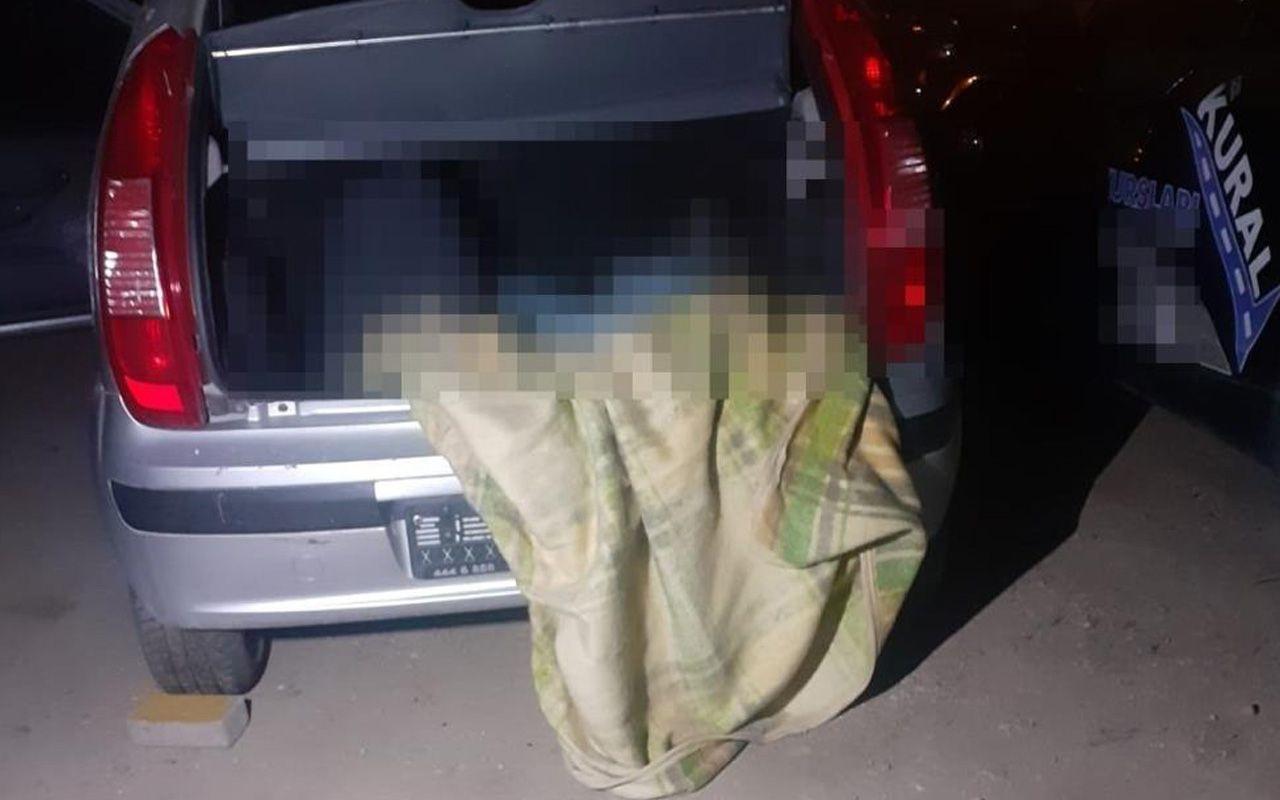 Bursa'da bagajda çürümüş erkek cesedi! Katil kız arkadaş çıktı vahşeti itiraf etti
