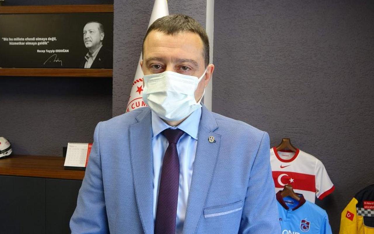 İl sağlık müdürü açıkladı! Trabzon'da 35-60 yaş arası hastaneye başvuran Covid hastası oranı artıyor