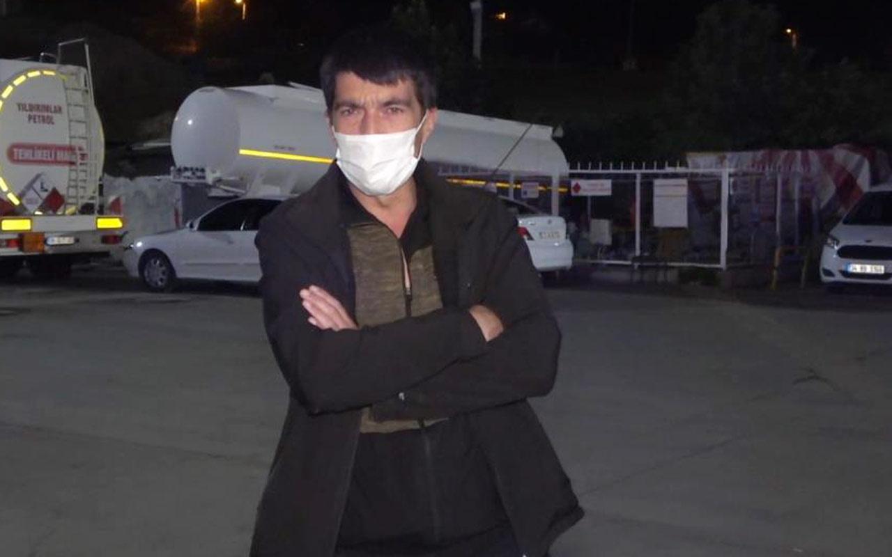 Kırıkkale'de 'riskli' grubundaki kişi yakalandı 'film mi çeviriyoruz?' dedi