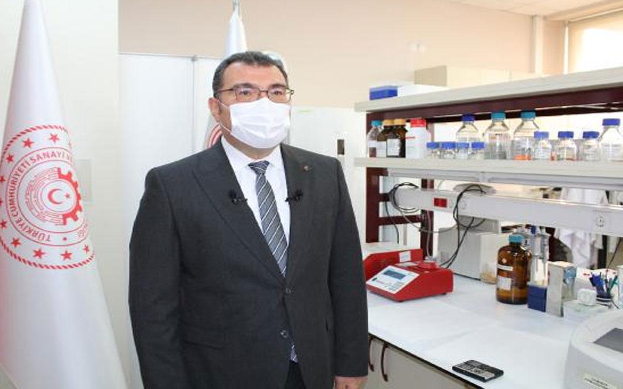 TÜBİTAK Başkanı Hasan Mandal'dan yerli aşı için gönüllü olun çağrısı