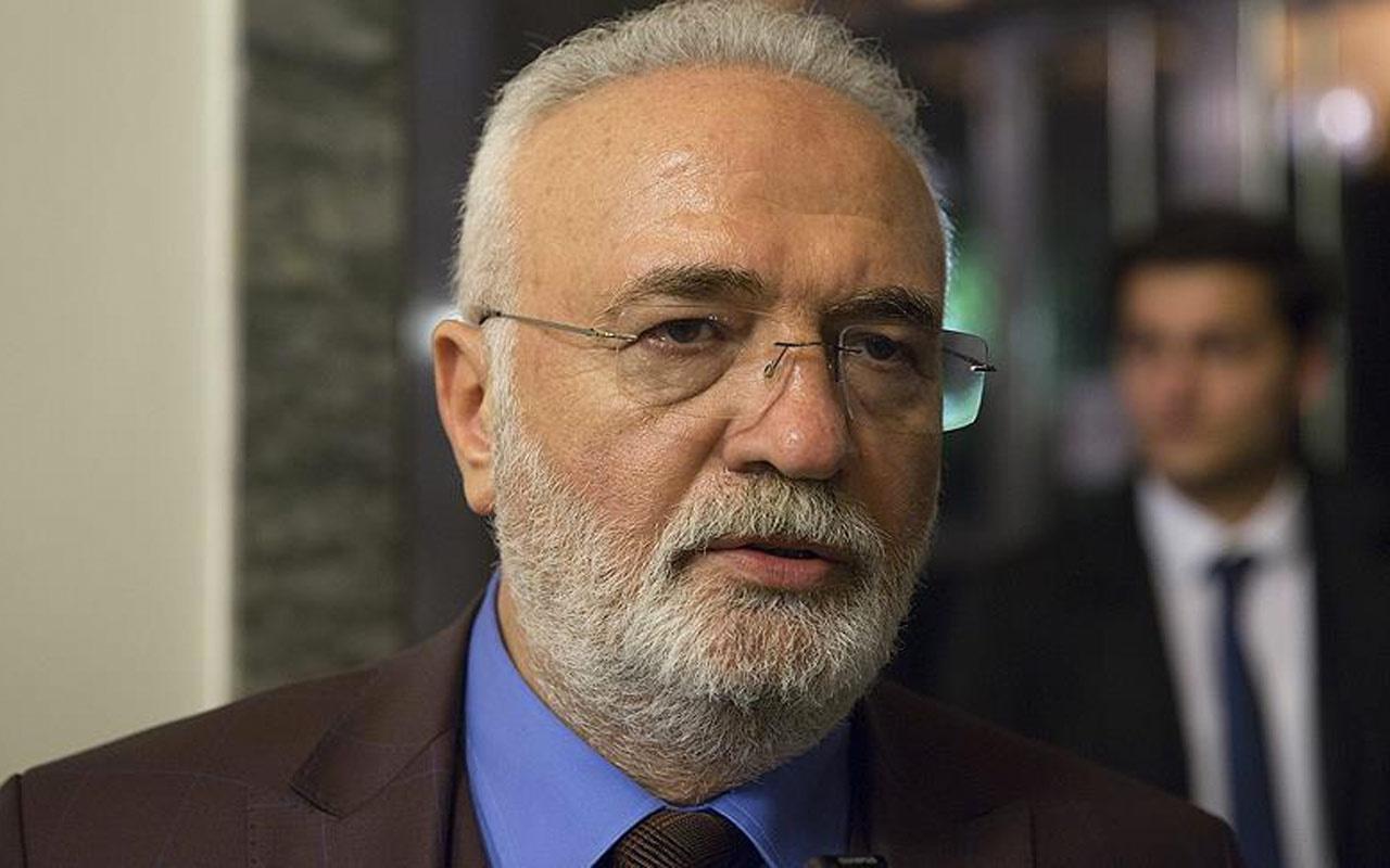 AK Parti Grup Başkanvekili Mustafa Elitaş'tan Bahçeli'nin 100 maddelik anayasa önerisine destek