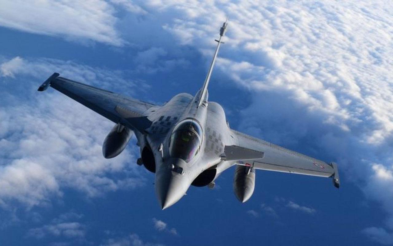 Mısır Fransa'dan 30 Rafale savaş uçağı almak için sözleşme imzaladı