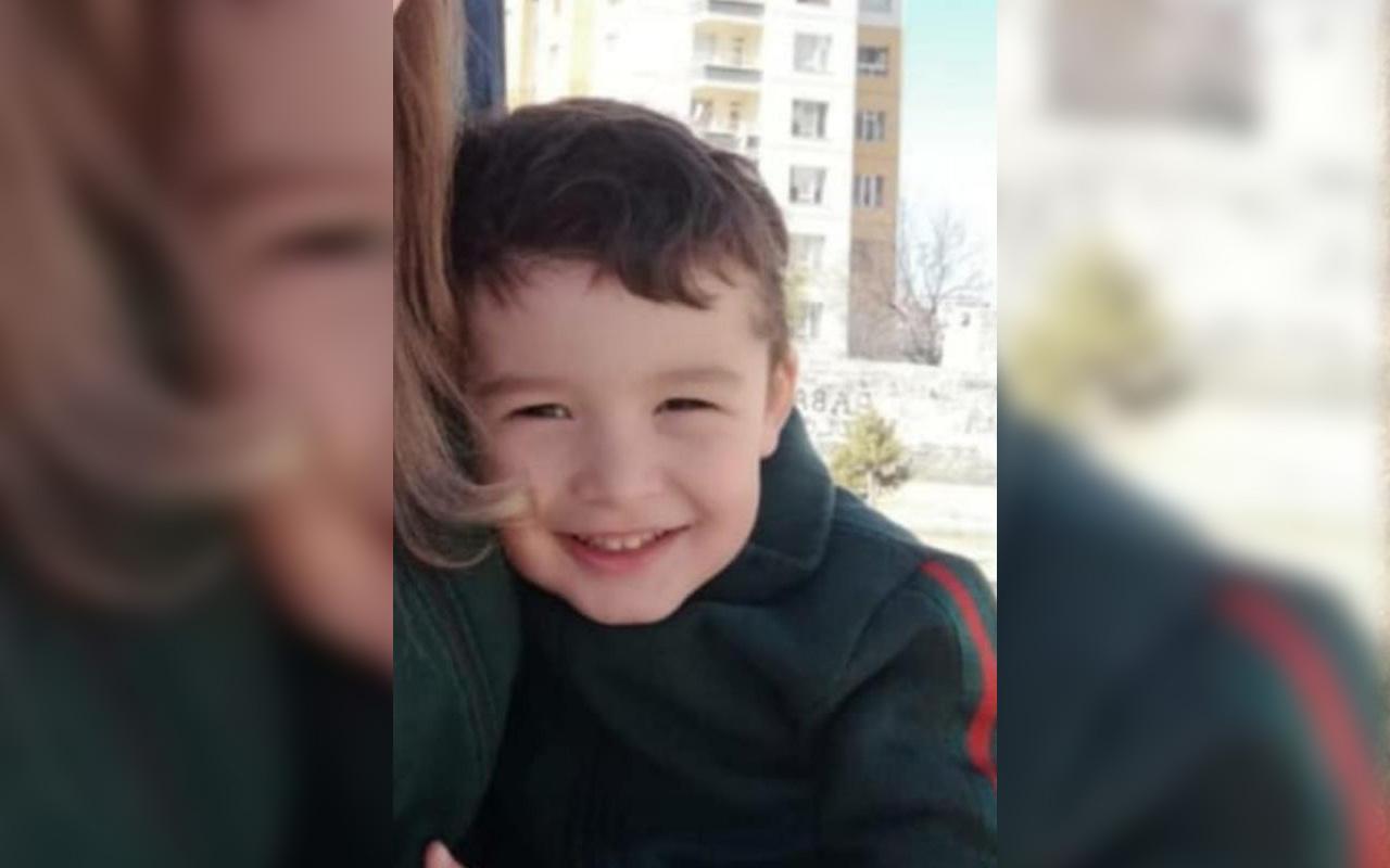 Kayseri'de iftara yakın saatte acı olay! 4 yaşındaki çocuk feci şekilde can verdi