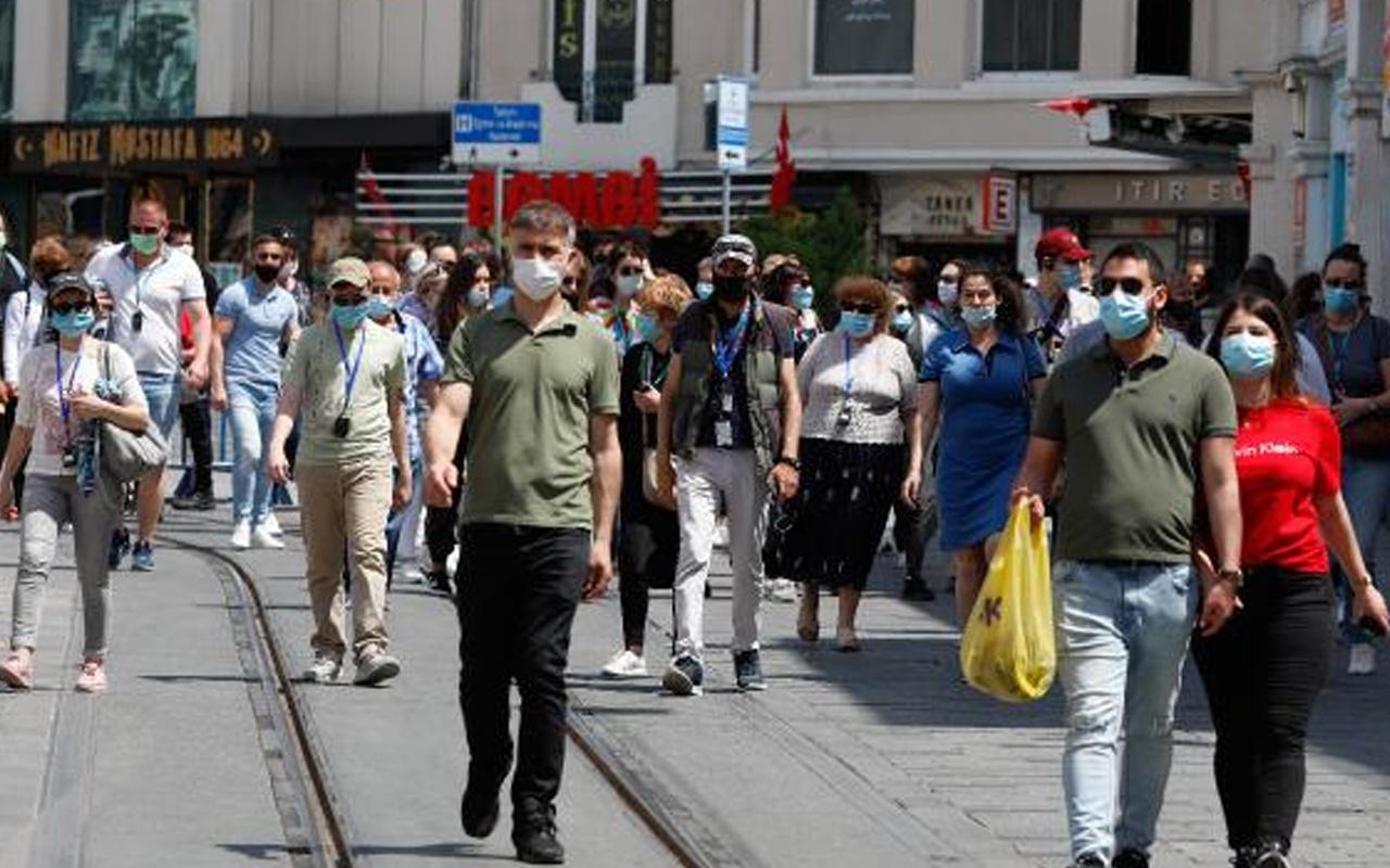 İstanbul'da Covid-19 salgınında son durum! İl sağlık müdürü etkili olan varyantı açıkladı