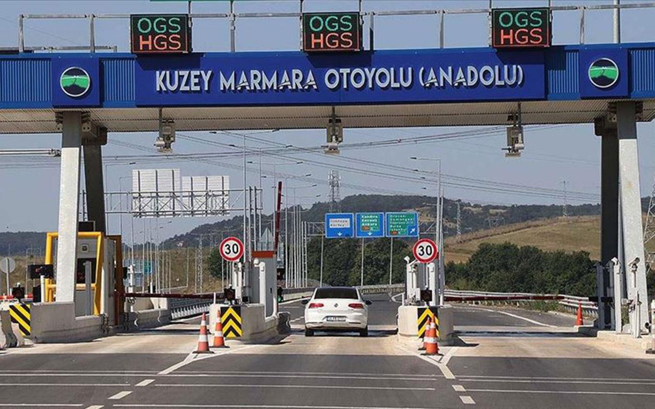 Kuzey Marmara Otoyolu için şirketlere 2.1 milyar lira garanti ödemesi yapıldı