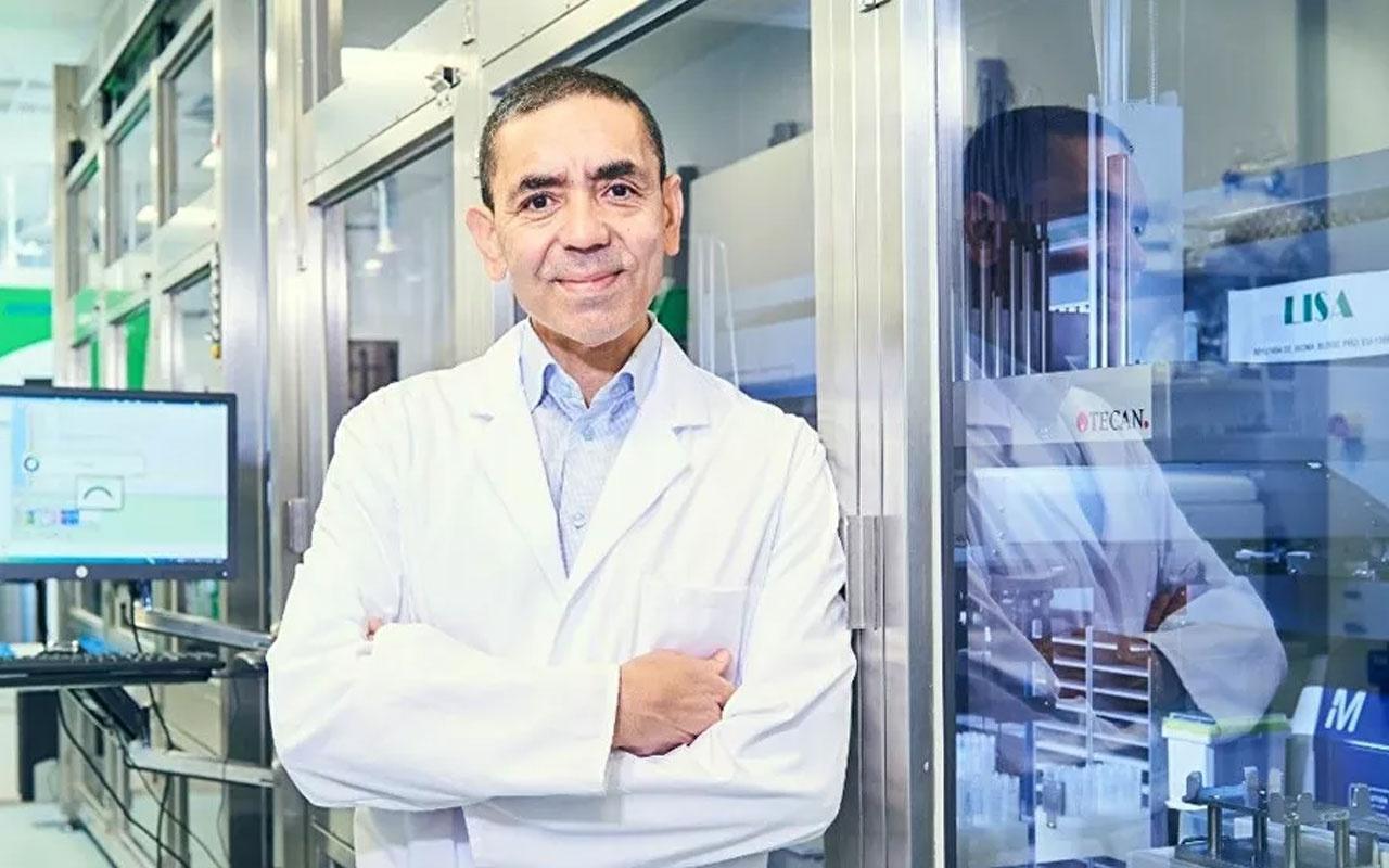 BioNTech'in kurucu ortağı Prof. Uğur Şahin: 6 ay saklanabilecek Kovid-19 aşısı yolda