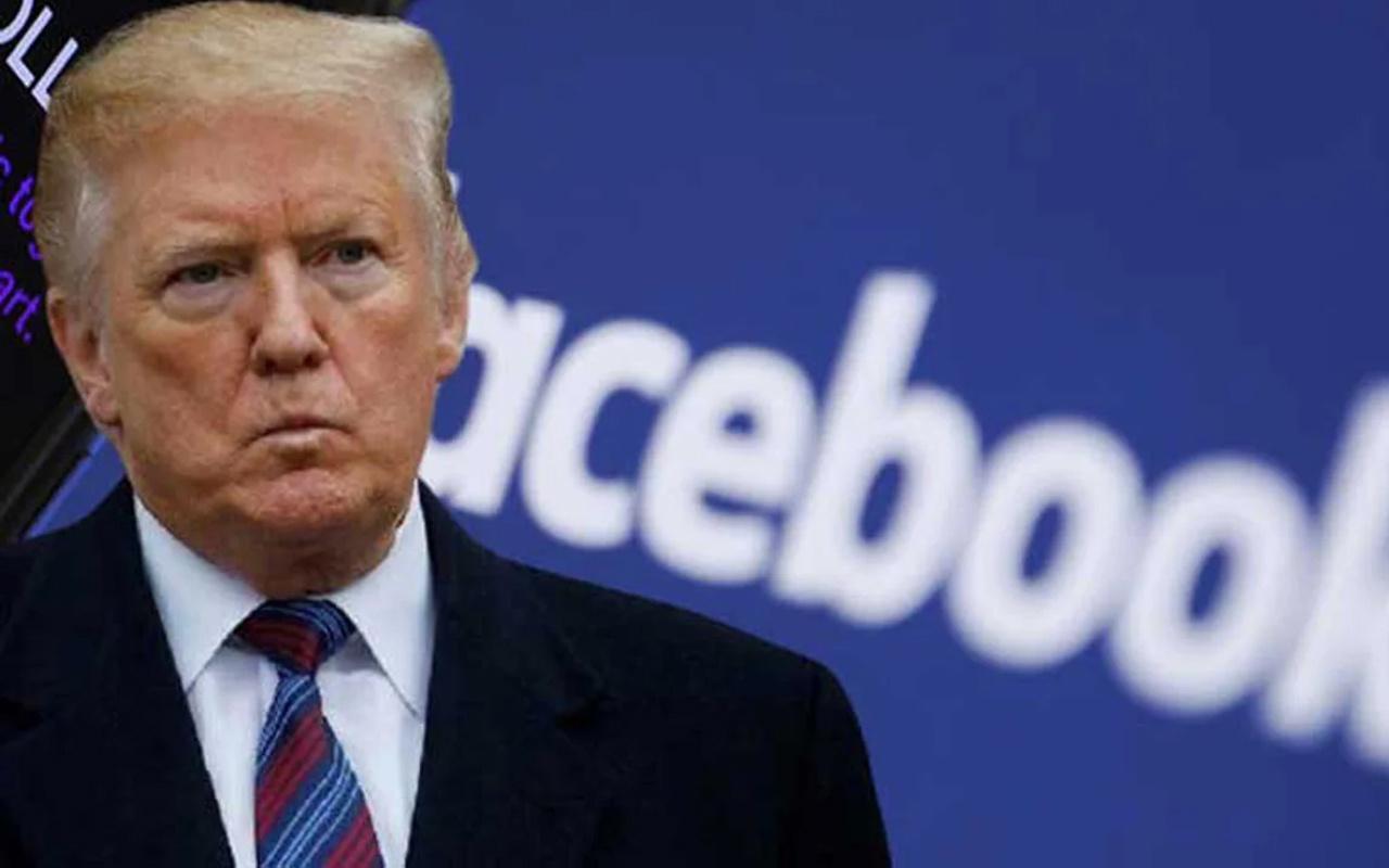 Facebook kararını verdi! Donald Trump'ı üzecek haber