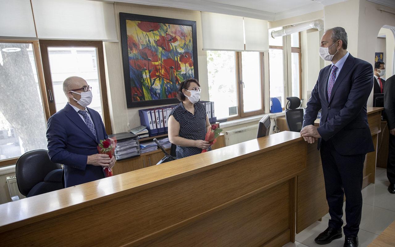 Noterliklere yeni işlemler geliyor  Adalet Bakanı Abdulhamit Gül açıkladı