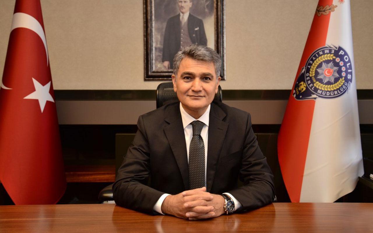 Gaziantep Emniyet Müdürü Cengiz Zeybek emekliliğini istedi