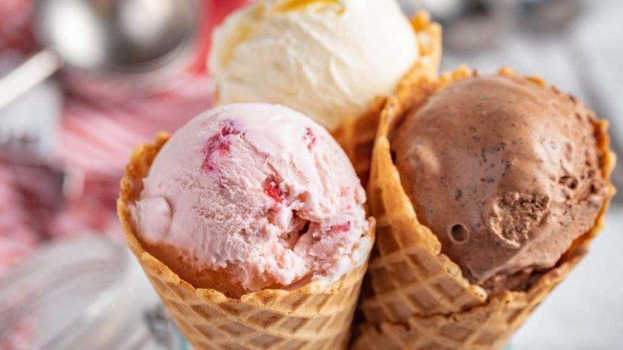 3 top dondurma kaç kalori? Kalori hesaplama