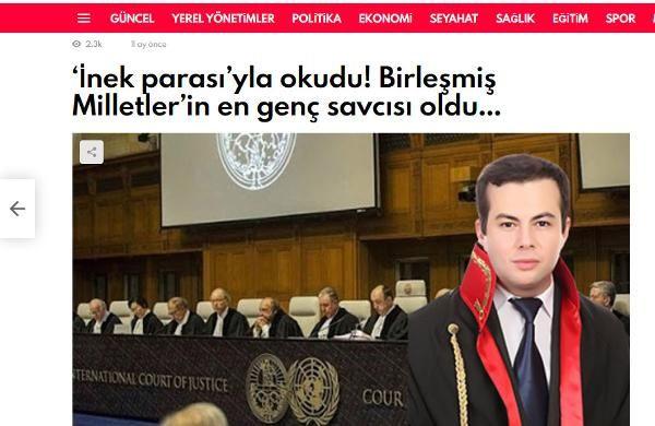 Yurdum sahtekarı olayı aşmış! 'BM Savcısıyım' dedi ama bulaşıkçı çıktı...