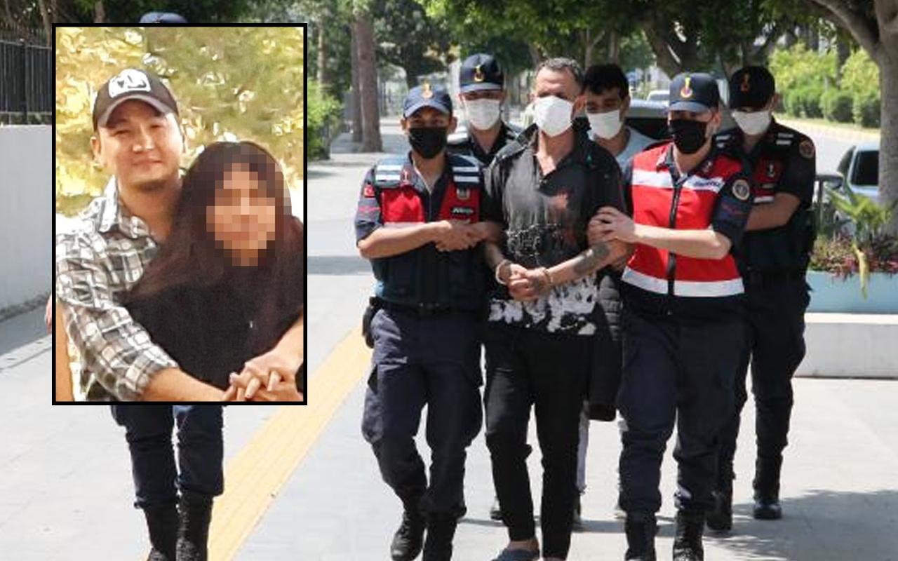 Antalya'da 10 gün önce baba olmuştu iki komşusu bıçaklayarak öldürdü