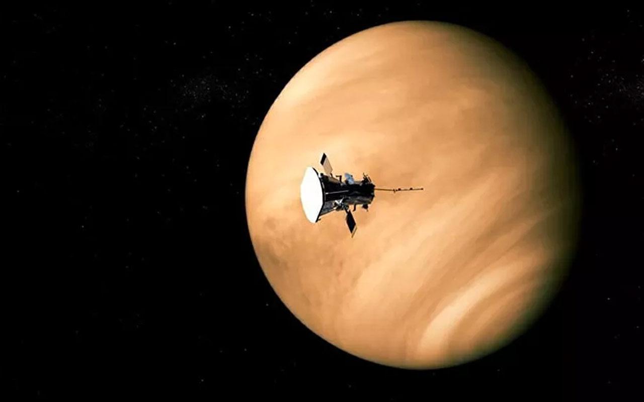 Venüs'te bir gün Dünya'da geçen bir yılın üçte ikisi kadar sürüyor