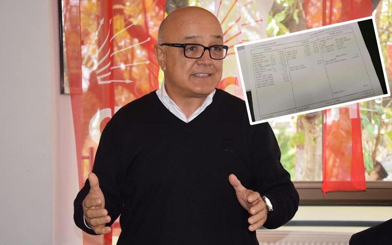 CHP'li belediye başkanı kayınbiraderini işe aldı: Başka ehil bir kişi bulamadım