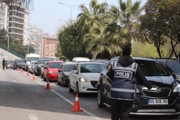 Tam kapanma öncesinde Samsun'a gelen 3 aile 56 kişiye Kovid-19 bulaştırdı