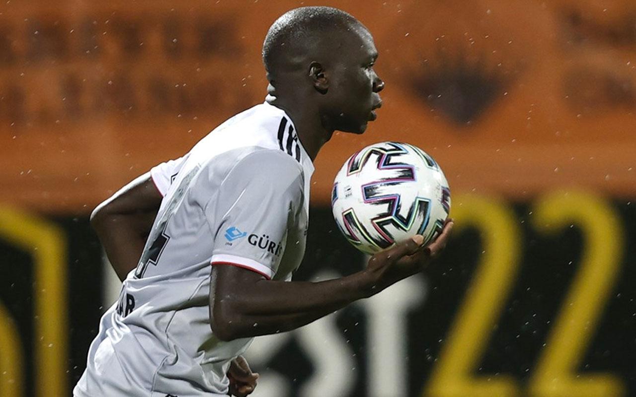 Beşiktaş'ta fatura Aboubakar'a kesildi: 5 dakika çık oyna