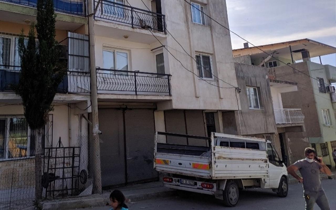 İzmir'de feci olay! 2,5 aylık çocuk 5. kattan düştü