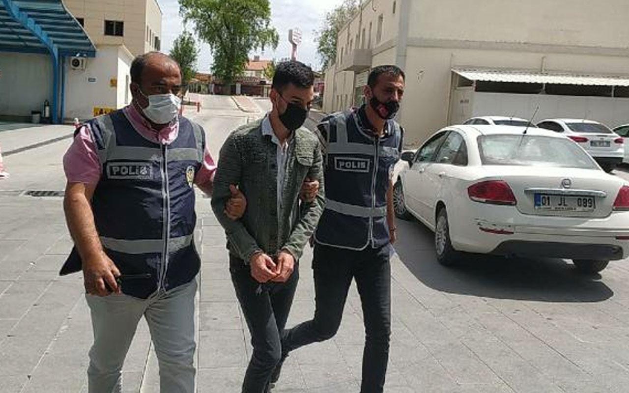30 yıl hapisle aranan firari hükümlü, Konya'da yakalandı