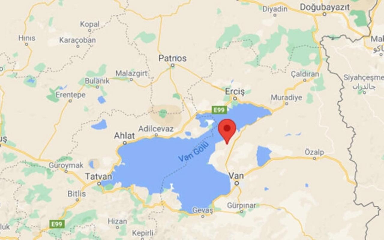 Van'da 3.8 büyüklüğünde deprem! AFAD'dan son dakika açıklaması