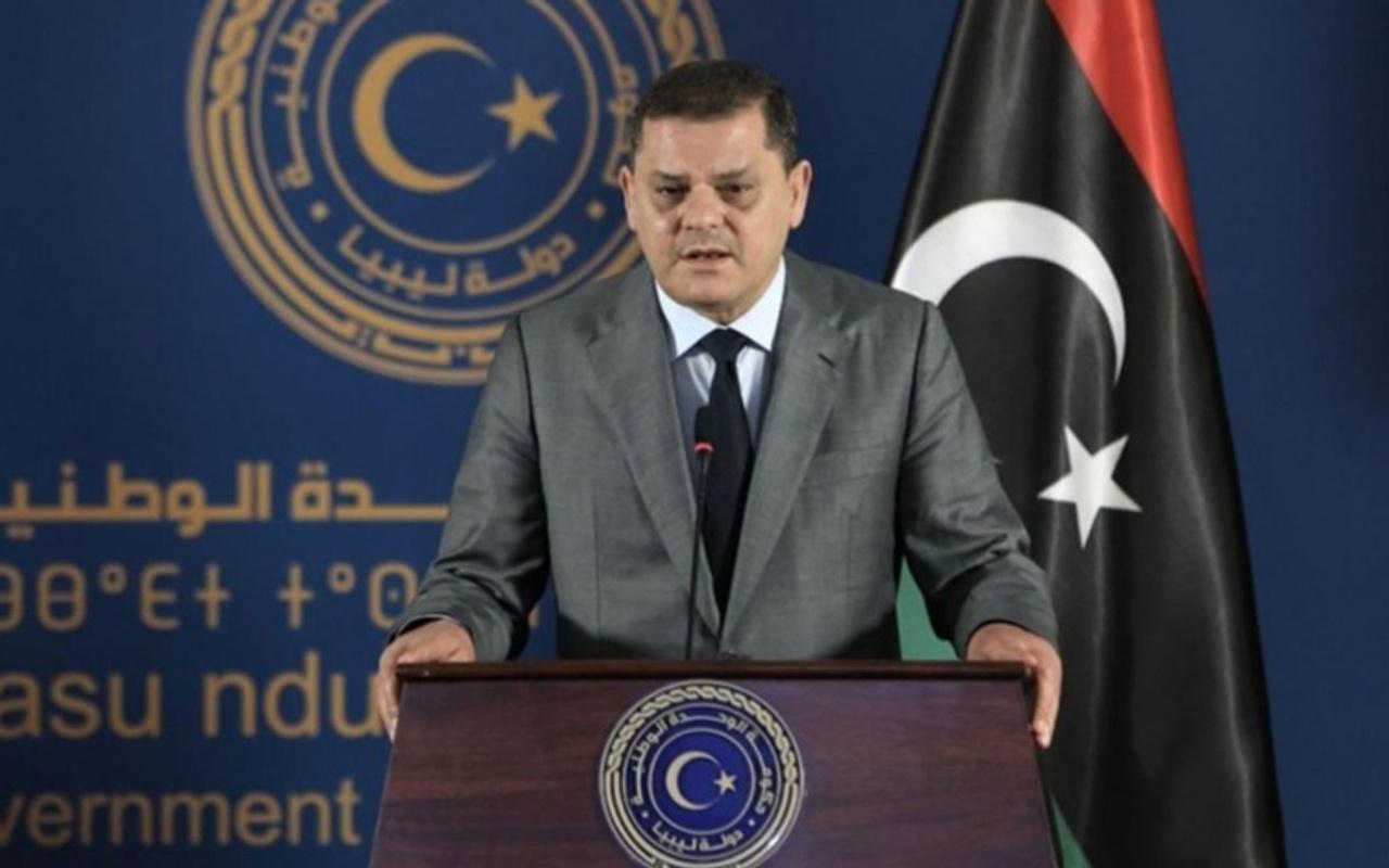Libya Başbakanı'dan Türkiye'ye destek Yunanistan'a rest! Aynı fikirde değiliz