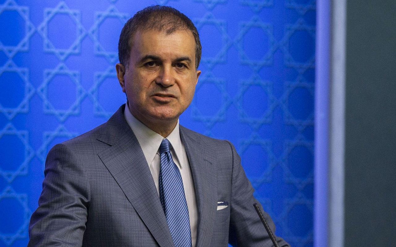AK Parti Sözcüsü Çelik, Filistinlilerin evlerini gasbeden İsrail'i kınadı
