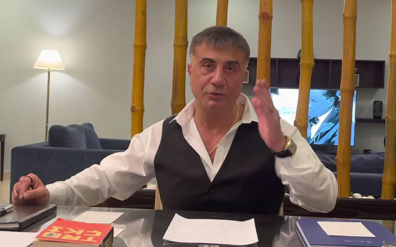 Sedat Peker videolu ifşalara başladı! Mehmet Ağar ve oğlu Tolga Ağar iddiası olay