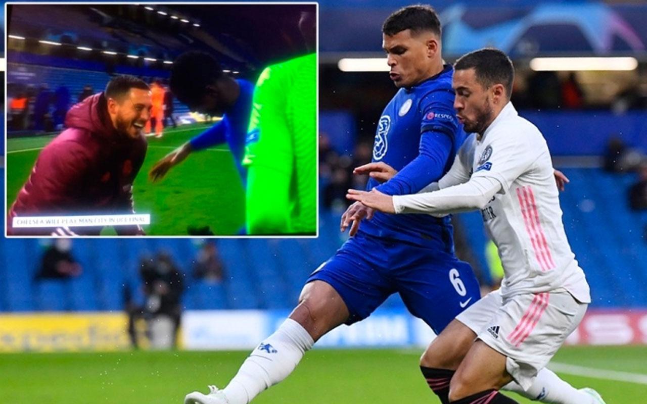 Eden Hazard Real Madrid taraftarından özür diledi
