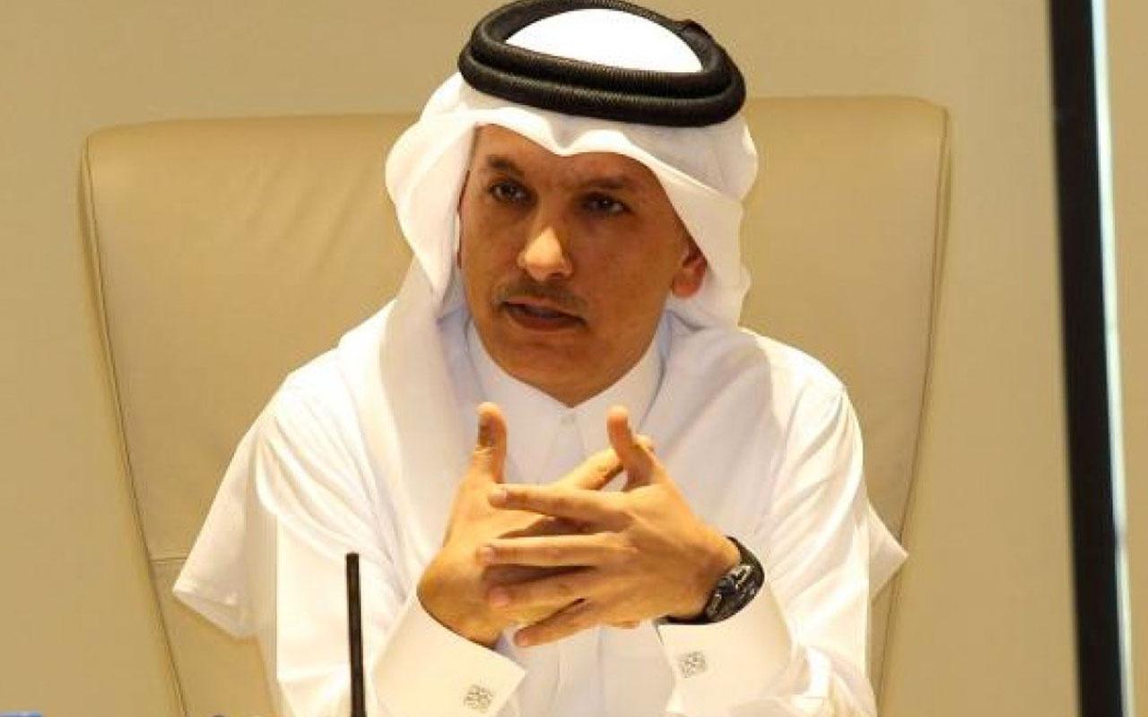 Katar Maliye Bakanı Ali Şerif el-İmadi hakkında gözaltı kararı